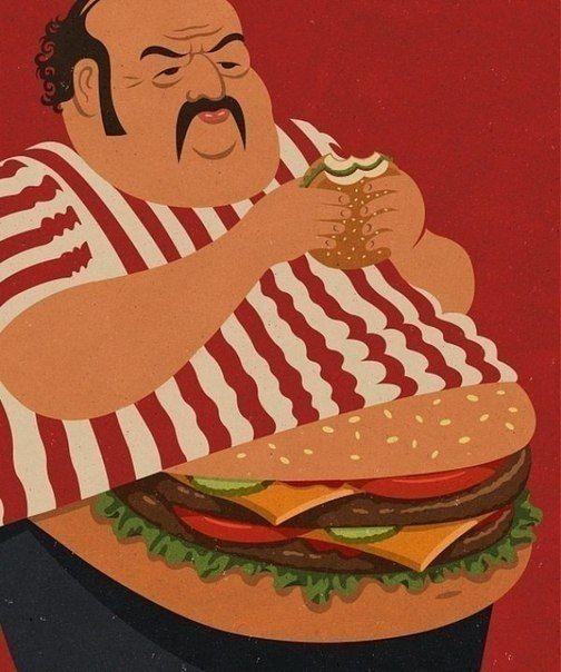 Ожирение как психологическая проблема