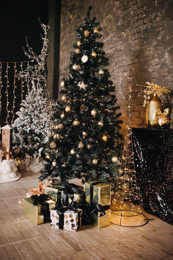 Секреты безупречного образа в новогоднюю ночь
