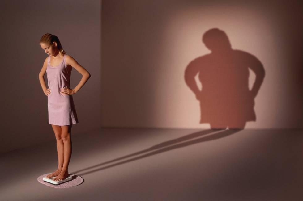 Анорексия – психологическое расстройство личности