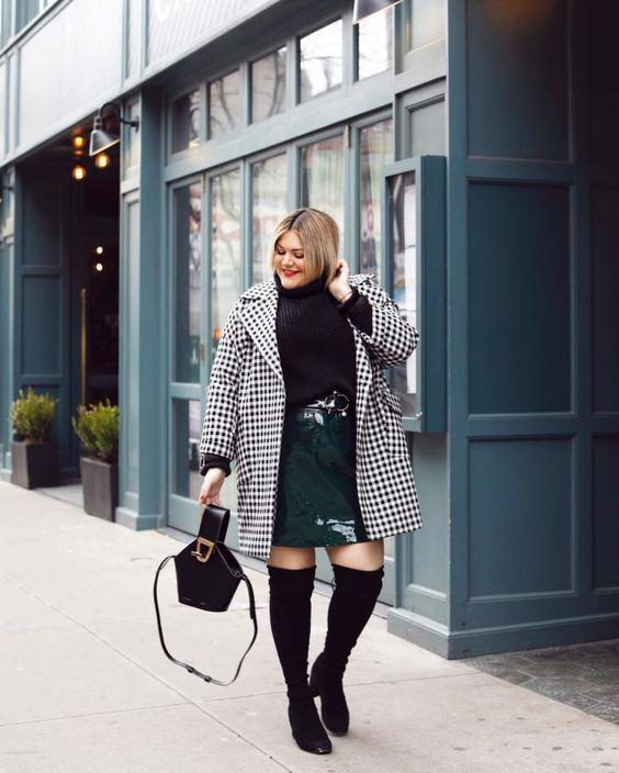 Советы по выбору одежды для пышных женщин